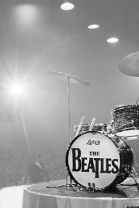 Ringo's famous drumset